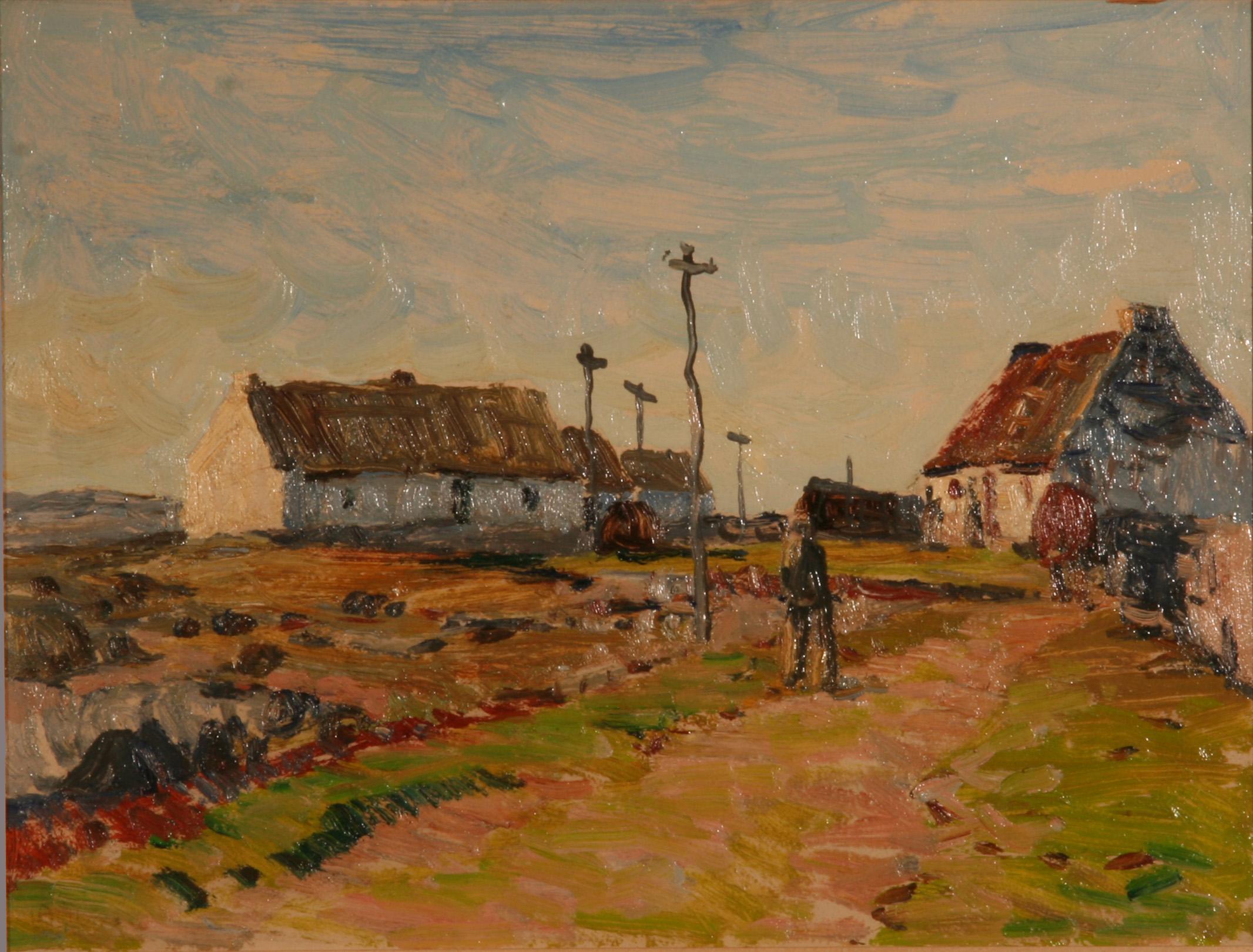 Charles Lamb painter